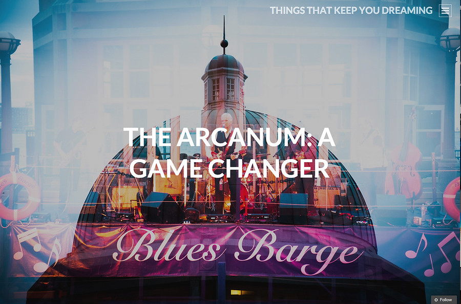 From Molly Kate's blog post at http://thingsthatkeepyoudreaming.wordpress.com/2014/10/11/the-arcanum-a-game-changer/
