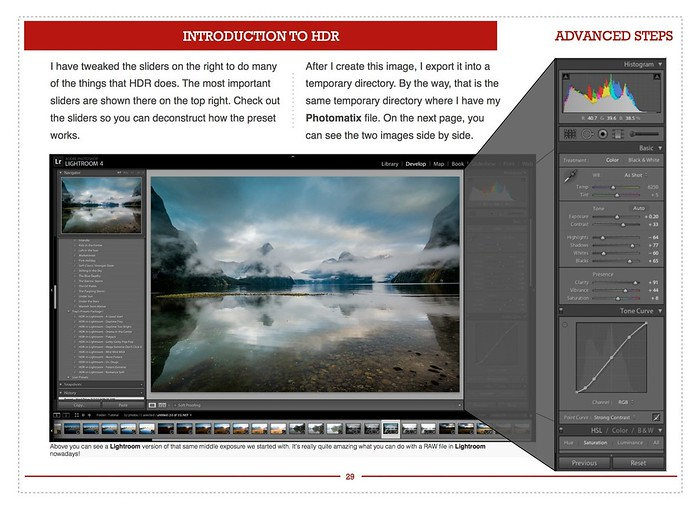 HDR Tutorial eBook