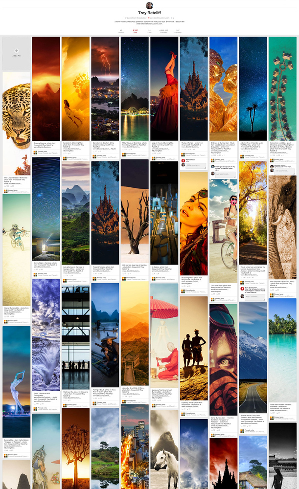 Trey Ratcliff On Pinterest