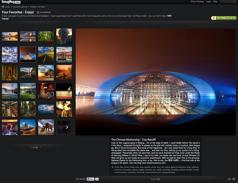 Your Favorites - Enjoy! - Trey Ratcliff | Stuck In Customs | HDR Photography Portfolio