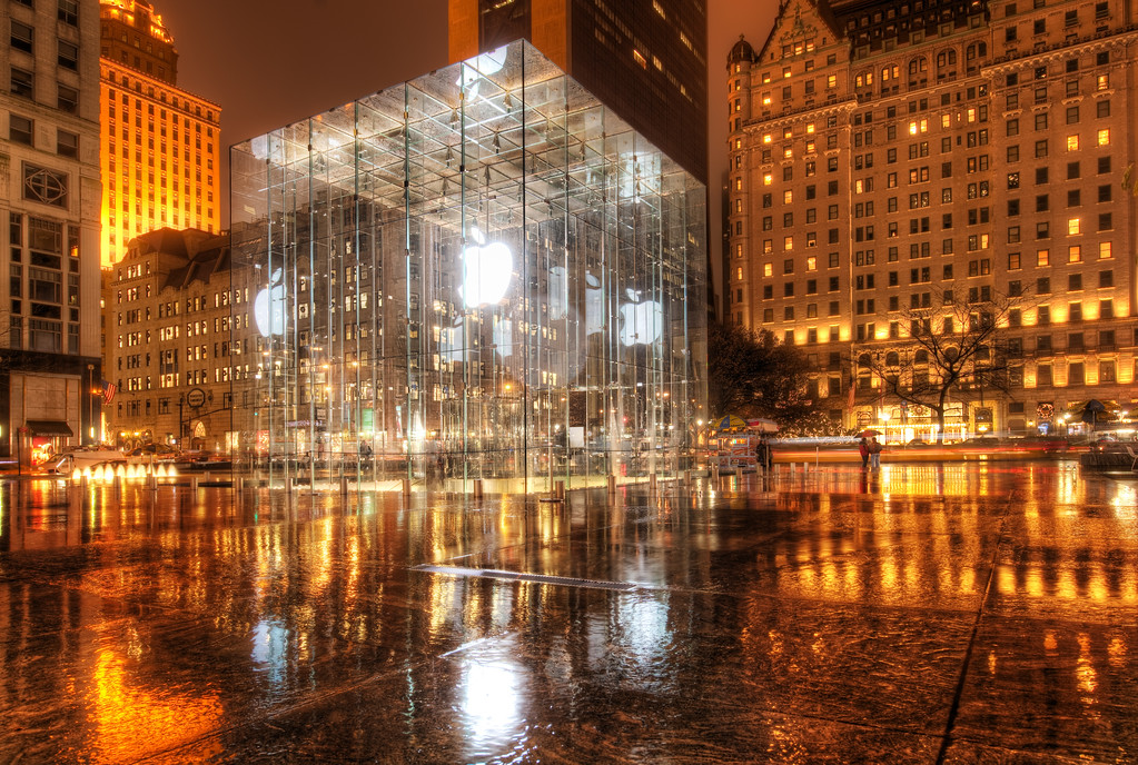 Apple Store, New York Photo