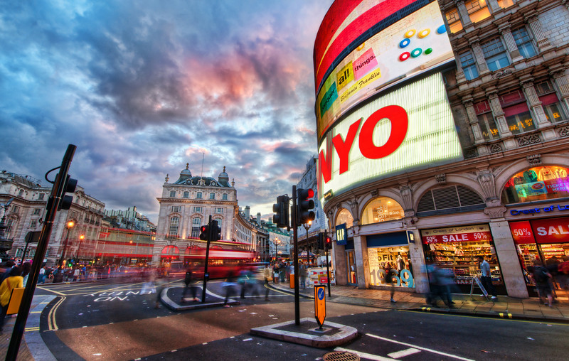"<h2>London's Times Square</h2> <br/>London's Piccadilly Circus is a treasure trove of angles and compositions for all photographers.  It doesn't even matter if you formally call yourself a ""photographer"" or not, because I think anyone even with a mobile phone would be busy snapping photos.  It's really wild to see, actually.  It's like a non-stop photowalk with random people, everyone taking photos in every direction… and I think this trend will continue.<br/><br/>- Trey Ratcliff<br/><br/><a href=""http://www.stuckincustoms.com/2012/02/20/londons-times-square/"" rel=""nofollow"">Click here to read the rest of this post at the Stuck in Customs blog.</a>"