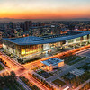 "<h2>The CNCC</h2> Here is the convention center in Beijing at Dusk. They call it the CNCC. I don't know what that stands for, but I can guess what two of the C's mean.  This is a strange thing I have noticed about Beijing. Many people speak in abbreviations. I had many people tell me of the CNCC like it was something I knew perfectly well. I would just end up nodding because when I would ask for what it stood for, they were confused.  ""You should go to the CNCC!"" they say.  ""What's that?"" I ask.  ""Oh, you know! It's the CNCC!"" they respond.  - Trey Ratcliff  Read the rest and see a video of a fairly typical situation in a Chinese cab <a href=""http://www.stuckincustoms.com/2011/10/10/stuck-in-taxi-in-beijing/"">here</a> at the Stuck in Customs blog."