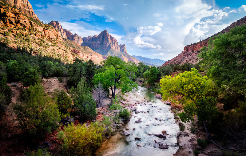 The Beauty of Zion