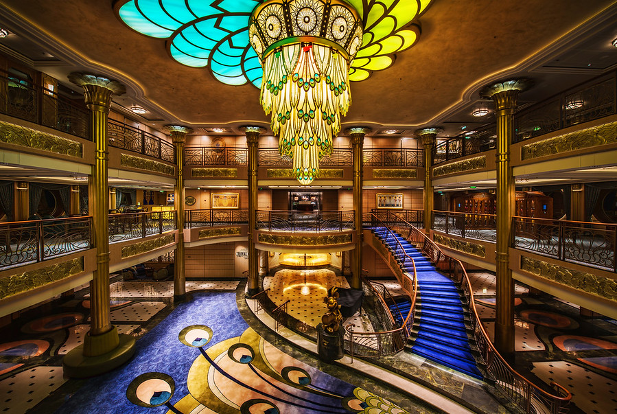 The Disney Fantasy Cruise ShipI am here on the maiden voyage of the Disney Fantasy.  It's an amazing ship (50% bigger than the other ships) and a great playground for photographers!  Forget the kids!  In fact, I almost did a few times… but they are having fun in all the kids' clubs…  Well… I have a ton to talk about and show… but busy busy busy with photos and not much internet!  Anyway, debate away on whether or not this is HDR…  Either I'm tricking you, I double-tricking you, or something unknowable... I look forward to coming back and seeing what you think!- Trey RatcliffRead the rest of this post at the Stuck in Customs blog.