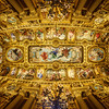"<h2>The Ceiling of the Paris Opera House</h2> <br/>I stole this photo-taking idea from Matt Knisely! At first, I would lay down on my back and try to get the shot. But that was frustrating and bothersome. Then I saw Matt just put his camera on the ground with a timer then run away! So that's what I did to get this shot… although it took a few takes to get it to line up right…<br/><br/>- Trey Ratcliff<br/><br/><a href=""http://www.stuckincustoms.com/2013/02/21/the-ceiling-of-the-paris-opera-house/"" rel=""nofollow"">Click here to read the rest of this post at the Stuck in Customs blog.</a>"