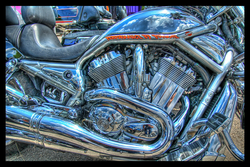 """<h2>Flux Capacitor</h2> <br/>Here is the awesome Liger bike they wish they had. <br/><br/>- Trey Ratcliff<br/><br/><a href=""""http://www.stuckincustoms.com/2006/06/13/napoleon-and-pedro-harleyized/"""" rel=""""nofollow"""">Click here to read the rest of this post at the Stuck in Customs blog.</a>"""