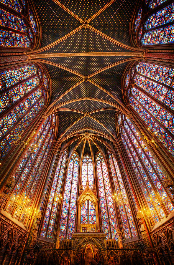 The Saint Chapelle