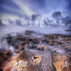Not of this Earth These are the bubbling sulfur pools of geothermal Iceland.- Trey Ratcliff