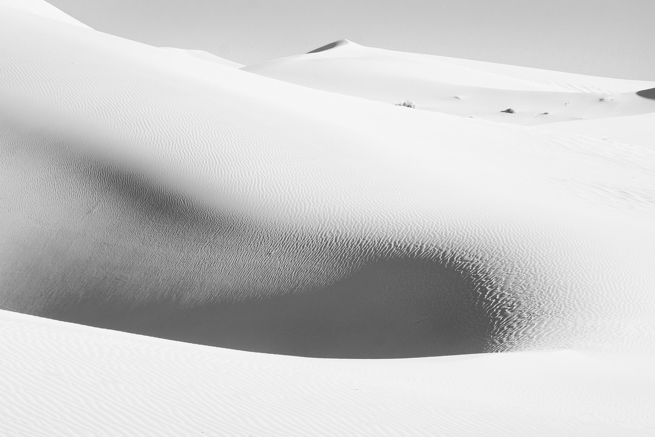 The Feminine Sands of Namibia