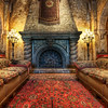 "<h2>The Fireplace in the Tower of Terror</h2> I've always wanted to get ""behind the velvet rope"" and take proper photos of this area, and it finally happened!  This lobby was richly decorated to look like an old, classic Hollywood hotel that has been left alone to slowly deteriorate. Although this angle in particular does not show the decay, future ones will... Also, a future one will include the full story of how I got behind the velvet rope -- you won't believe it!  - Trey Ratcliff  Read the rest <a href=""http://www.stuckincustoms.com/2011/07/13/the-fireplace-in-the-tower-of-terror/"">here</a> at the Stuck in Customs blog."
