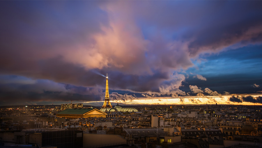 Paris after the storm