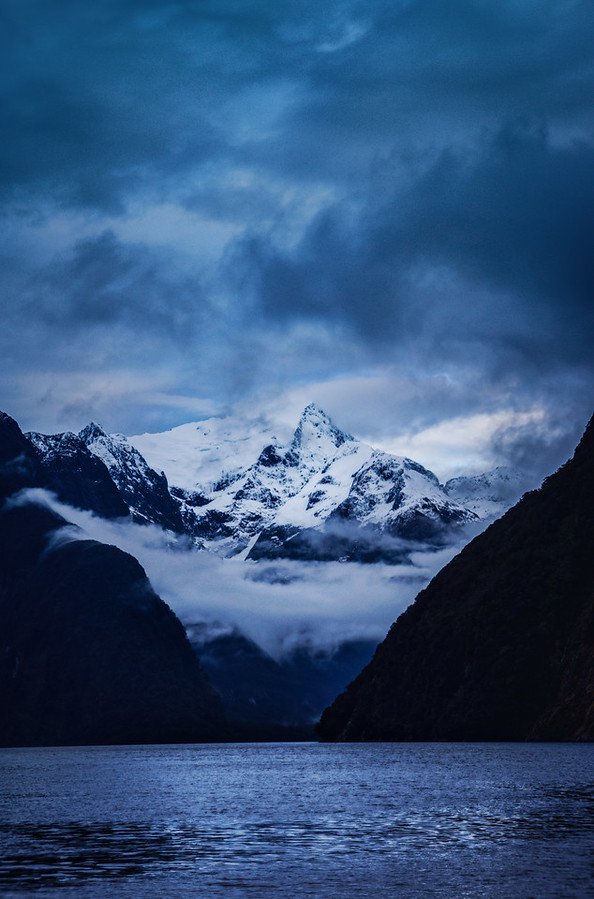 Deeper into Milford Sound