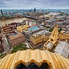 "<h2>Old London From Above</h2> <br/>It's a long walk to the top of St. Paul's.  And by long walk, I should throw in that there are a lot of stairs.  But, after you finally arrive, you're greeted by a wonderful view of the city.  As long as you don't have too much of an issue with heights, you'll be in for a treat.<br/><br/>Even though I saw all sorts of stuff while I was up there, I enjoyed working on this photo too.  I was able to zoom into 100% and look at all the details and little buildings/bridges/shops once again.  It reminded me of walking around many of them at ground level.<br/><br/>- Trey Ratcliff<br/><br/>Read more <a href=""http://www.stuckincustoms.com/2012/02/08/old-london-from-above/"">here</a> at the Stuck in Customs blog."