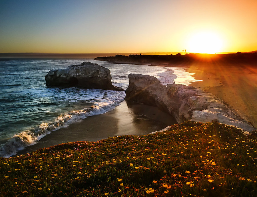 HDR with Google Glass Santa Cruz