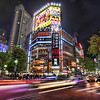 "<h2>The Mean Streets of Tokyo</h2> <br/>Tokyo has amazing action all the time.  There is never a good time to sleep or turn off the camera!  Every minute I sleep, I feel like I am missing something!<br/><br/>This was taken close to midnight on another evening when I was just randomly walking around the downtown streets.  It's all a wonderland of lights, colors, people, and sounds.  I've noticed there are many kinds of ""sensory overload"" - and they are all on a sliding scale from good to bad.  <br/><br/> - Trey Ratcliff <br/><br/>Read the rest <a href=""http://www.stuckincustoms.com/2010/08/27/the-mean-streets-of-tokyo/"">here</a> at the Stuck in Customs blog."