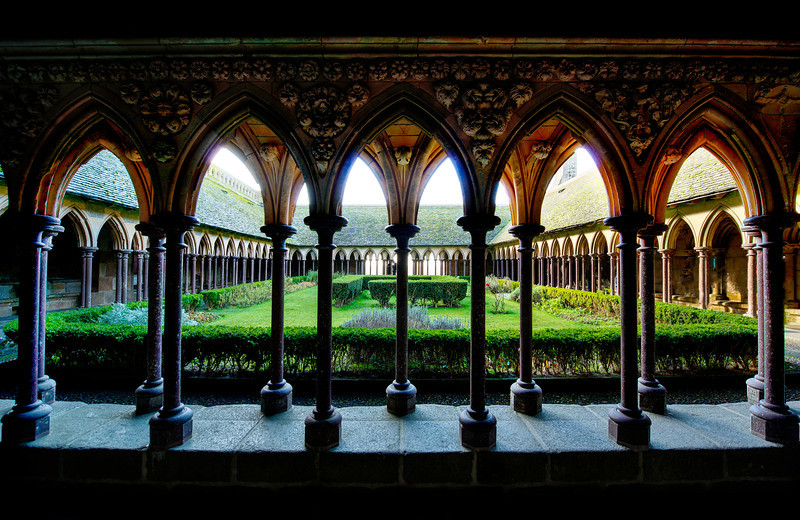The Double-inner Cloister