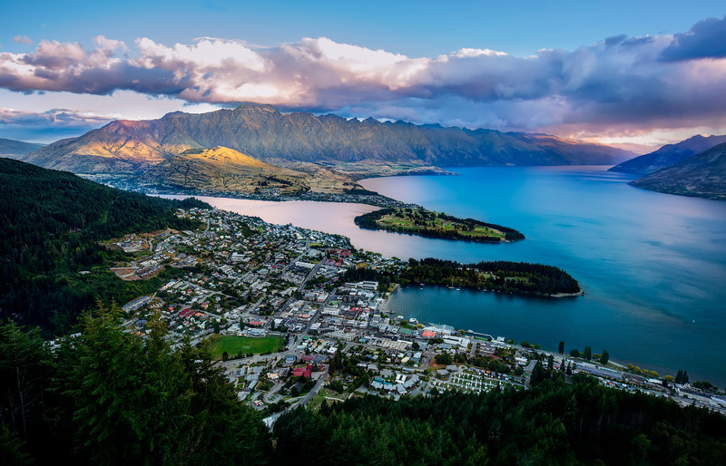 "<h2>The View From Above</h2> <br/>Here is a good example of a daily image. I went to the top of the gondola with Tom Anderson to look down on Queenstown, New Zealand from above.<br/><br/>I want to sleep up here one night to get the sunrise… if anyone can hook me up with that, drop me a note! :) I'll bring the hot chocolate!<br/><br/>- Trey Ratcliff<br/><br/><a href=""http://www.stuckincustoms.com/2013/03/21/google-now-allows-full-rez-photos/"" rel=""nofollow"">Click here to read the rest of this post at the Stuck in Customs blog.</a>"
