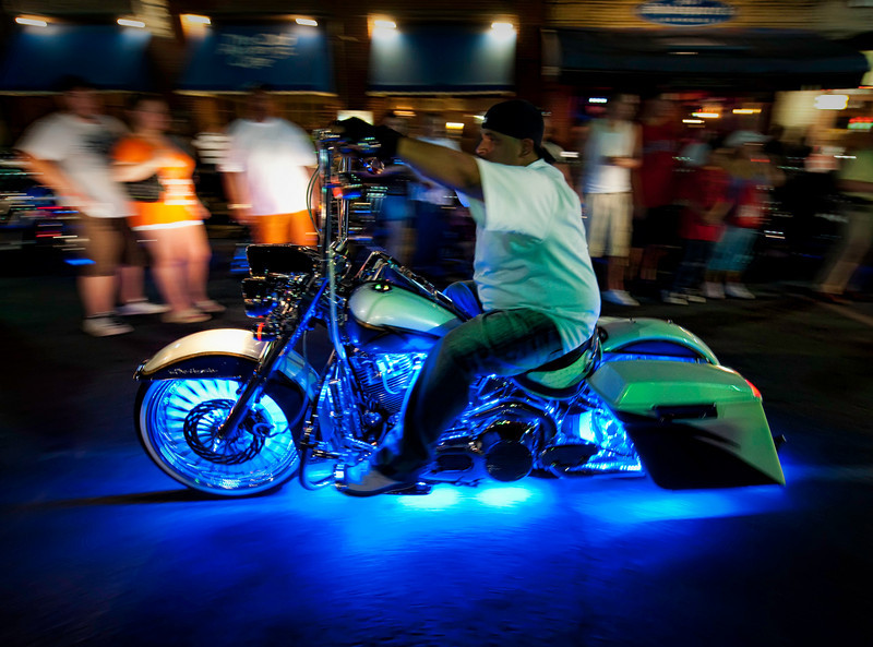 "<h2>Flying on a Harley</h2> <br/>This is the subject of one of the other new videos in the newsletter.  It speaks to a common problem many people have when uploading photos online.  Sometimes, I've noticed, they don't look the same on Flickr as the do on my home computer!  That's no good... I figured out the best way to do it and put it in a little video for you.  You can get to it here at the <a rel=""nofollow"" href=""http://www.stuckincustoms.com/video-colorspace-how-to/"">ColorSpace Video</a><br/><br/>- Trey Ratcliff<br/><br/><a href=""http://www.stuckincustoms.com/2009/08/28/flying-on-a-harley-and-new-newsletter-today/"" rel=""nofollow"">Click here to read the rest of this post at the Stuck in Customs blog.</a>"