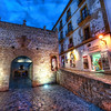 "<h2>Spanish Streets at Night</h2><br/>The old part of Ibiza is has a medieval layout where the inner city is ringed by a city curtain wall. Once inside, all the streets are narrow and twisty and lined with different kinds of stone. This looks back at the main entrance to the area.<br/><br/>I haven't spent as much time in some of these ancient old cities as I would like. There is a lot of satisfaction in setting up for shots in these areas. It's nice to take my time and compose this and that… I find great enjoyment in this!<br/><br/>- Trey Ratcliff<br/><br/><a href=""http://www.stuckincustoms.com/2012/07/07/spanish-streets-at-night/"" rel=""nofollow"">Click here to read the entire post at the Stuck in Customs blog.</a>"