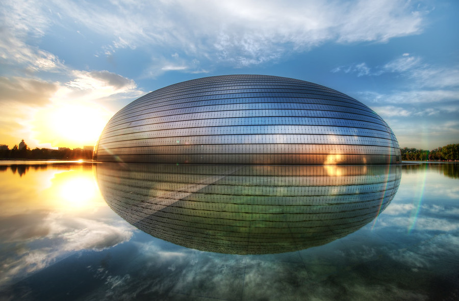 The PhotoWalk Egg in ChinaWe had a great PhotoWalk in China! It was really so amazing... it was nice to meet so many people while having a great sunset on The Egg. I've been to this place many times, so I felt lucky to have good weather. Upcoming, I have a behind-the-scenes video of how this photo was made as well. I'll try to get that up in the near future, but please feel free to remind me... I get overloaded sometimes!- Trey RatcliffRead more here at the Stuck in Customs blog.