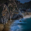 "<h2> Moonrise Kingdom</h2> <br/>This is one of my favorite new pieces from this year! I just shot it a few days ago.<br/><br/>It was shot waaaay after the sun went down in Big Sur, California. This is a crazy waterfall that pours off onto the beach. You can't see it from the road, and it requires a short walk. I found it thanks to Stuck On Earth, although I am sure other locals have known about this semi-secret place forever! You can go here too… it's not terribly difficult. It's called ""McWay Falls"" and it's beautiful any time of the day.<br/><br/>Also, btw, I'd like to thank those of you that have been ordering more prints recently — I am honored! :) You can always click just below the photo to check sizes and prices to find something to fit your budget. Thanks again!<br/><br/>- Trey Ratcliff<br/><br/><a href=""http://www.stuckincustoms.com/2013/04/30/moonrise-kingdom-and-new-story-from-the-bbc/"" rel=""nofollow"">Click here to read the rest of this post at the Stuck in Customs blog.</a>"