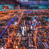 "<h2>The Chinese Technopolis</h2> <br/>How boring does the ""Beijing Planning Museum"" sound?  Very!<br/><br/>How surprisingly awesome is the ""Beijing Planning Museum""?  Very!<br/><br/>The museum features a few giant city-models.  And I mean GIANT!  You can get a sense of the size of this thing by looking at the waist-height red rope around the outside.  Not only is this a fully detailed model, but each of the buildings light up individually in a cascade, corresponding to a dreamy Chinese voiceover.  The voice describes each sector of the city and what makes it unique.  There is music playing in the background that I could have sworn was the same music as ""Jurassic Park"", so that was a very strange addition to the scene.<br/><br/>- Trey Ratcliff<br/><br/><a href=""http://www.stuckincustoms.com/2010/12/03/the-chinese-technopolis/"" rel=""nofollow"">Click here to read the rest of this post at the Stuck in Customs blog.</a>"