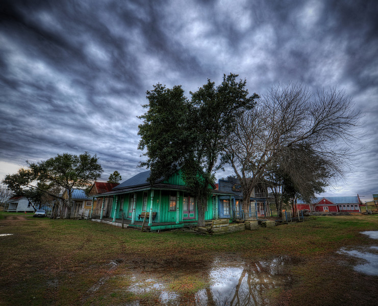 "<h2> The Place in Texas Where They Found the 17 Bodies</h2> <br/>Now this is a proper Texas ghost town! <br/><br/>It was always one of those things that fascinated me as a child.  Pretty much anything with the name ""ghost"" in it was cool back then, including my ""Choose Your Own Adventure"" books.  I remember there was one called ""Deadwood"" or something like that, which always had a creepy ghost town feel to it.<br/><br/>Anyway, this is a strange abandoned town outside of Brenham, Texas (Home of Blue Bell Ice Cream!).  And no, 17 Bodies were not found here... just being a bit dramatic.  Or maybe there WERE 17 bodies here but the authorities are just covering it up.  It's all true.  I heard Alex Jones say it.<br/><br/>Last, I have updated my <a href=""http://www.stuckincustoms.com/nikon-14-24-review/"">Nikon 14-24 Review</a> and my <a href=""http://www.stuckincustoms.com/nikon-24-70-review/"">Nikon 24-70 Review</a> with new photos and the like.  I know that only about half of our audience is photographers, but some people are looking to get into it more seriously, so maybe those will be helpful to you!<br/><br/>- Trey Ratcliff<br/><br/><a href=""http://www.stuckincustoms.com/2009/05/19/the-place-in-texas-where-they-found-the-17-bodies/"" rel=""nofollow"">Click here to read the rest of this post at the Stuck in Customs blog.</a>"
