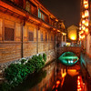 "<h2>The Canals of Lijiang at Night</h2> There must be a hundred little canals spread here and there through the old town.  There are so many opportunities for photos!  This is what we call a target-rich environment.  This is the town I was in with Tom Anderson -- every night we explored a new area.  It was an amazing time... I can't wait to go back some day!  - Trey Ratcliff  Read more <a href=""http://www.stuckincustoms.com/2011/12/04/the-canals-of-lijiang-at-night/"">here</a> at the Stuck in Customs blog."