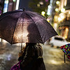 "<h2>In the Rain in Tokyo</h2> <br/>Most of my walks around the city streets had me carrying two cameras.  I keep the D3X on my tripod, and have that ready to go for serious HDR work.  But over my right shoulder, I carry the D3S with a fast lens.  In this case, I was using the 50mm prime (see my <a href=""http://www.stuckincustoms.com/nikon-50mm-review/"">Nikon 50mm Review</a>) to capture quick scenes in the streets.<br/><br/>I carry two cameras because it takes much too long to change lenses.  Also, it's a real pain to do that sort of thing in the rain. <br/><br/>There are often questions about how I go about taking photos of strangers.  I have a post coming up in the future with five great tips for this sort of thing... I'll try to get everything into one spot for you, since I know we all want to be able to better capture interesting people here and there as they pass through our worlds.<br/><br/>- Trey Ratcliff<br/><br/><a href=""http://www.stuckincustoms.com/2010/05/16/tokyo-girl/"" rel=""nofollow"">Click here to read the rest of this post at the Stuck in Customs blog.</a>"