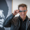 "<h2>Google Glass</h2><br/>No text. :)<br/><br/>- Trey Ratcliff<br/><br/><a href=""http://www.stuckincustoms.com/2012/05/25/google-glass/"" rel=""nofollow"">Click here to read the rest of the post - including a video interview from the conference.</a>"