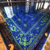 "<h2>Slipping into the Pool</h2> <br/>This vast indoor pool at Hearst Castle is just about perfect.  The only thing that would have been more perfect is if I was actually inside of it!  If I wasn't such an honorable guy, I would have stripped down and jumped in for a bit.  It would have taken at least 15 minutes for security to get me out of there.  But it would have been a sweet sweet 15 minutes.  I could just say that I lost my mind for a bit... <br/><br/> - Trey Ratcliff <br/><br/>Read more <a href=""http://www.stuckincustoms.com/2010/07/30/slipping-into-the-pool/"">here</a>."