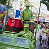 "<h2>Army Men</h2> <br/>We were walking around near some of the roller coasters in Disneyland when these army men came around the corner issuing a bunch of orders through the megaphone. Ethan and I were so surprised — I hardly had time to pull up the D3S for a quick shot!<br/><br/>Some of those days in Anaheim can get pretty hot… I don't know how all these people in costumes can handle it. I guess it's better than being one of the dress-up people in Orlando, though!<br/><br/>- Trey Ratcliff<br/><br/><a href=""http://www.stuckincustoms.com/2010/11/19/army-men/"" rel=""nofollow"">Click here to read the rest of this post at the Stuck in Customs blog.</a>"