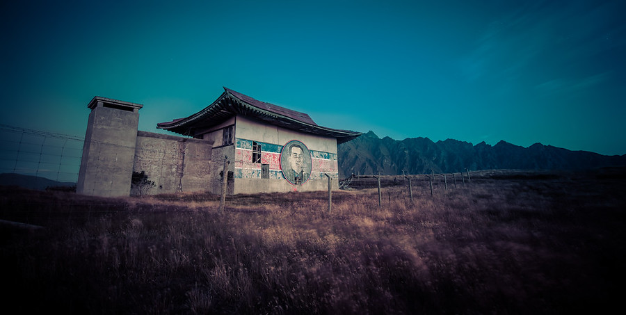 Abandoned North Korean Prison in... Queenstown New Zealand Deer Park Heights