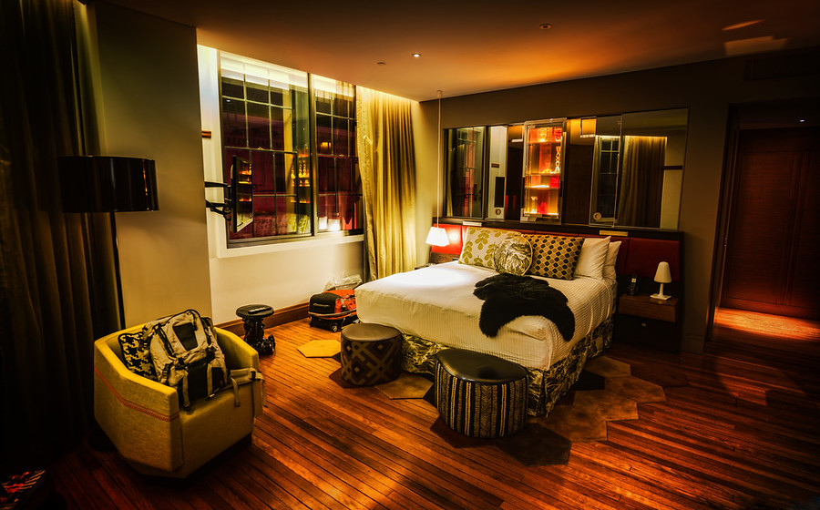 QT Sydney best hotel sydney
