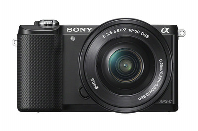 Sony a5000 Mirrorless Camera