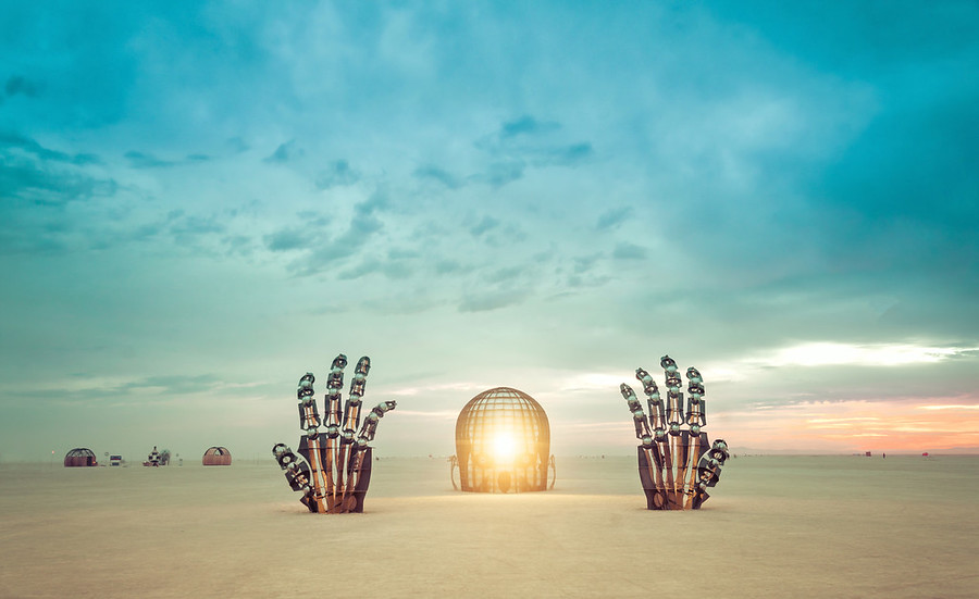 More Goodies from Burning Man