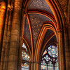 "<h2>Details in the inner cloister of Notre Dame</h2> <br/>I've continually asked people to do this, even though I rarely follow my own advice!  It's great fun to take an image and re-crop it in many different ways.  Sometimes you can take a single photo and make multiple versions of it.   The other strategy is to take a bunch of different photos inside these areas, but that can require many lens changes... and I'm usually more interested in moving quickly from spot to spot throughout the day rather than spend time running through several lenses in each individual spot.<br/><br/> - Trey Ratcliff <br/><br/>Read more <a href=""http://www.stuckincustoms.com/2011/05/22/details-in-the-inner-cloister-of-notre-dame/"">here</a> at the Stuck in Customs blog."