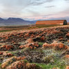 """<h2>Red Fields on the Tundra</h2> <br/>Across the middle of Iceland, there are all sorts of terrain.  I don't know if this is specifically Tundra.  All my expertise in Tundra comes from Civilization where I know you can only grow one wheat, and sometimes there is a fur resource because of the seals.<br/><br/>When the sun is very low on the horizon, my normal temptation is to point the camera in that direction.  But in the opposite direction, when the light and terrain is right, it casts a faint reddish glow across the ground.  It's a very nice effect and I did my best to capture it.<br/><br/>- Trey Ratcliff<br/><br/><a href=""""http://www.stuckincustoms.com/2011/02/19/red-fields-on-the-tundra/"""" rel=""""nofollow"""">Click here to read the rest of this post at the Stuck in Customs blog.</a>"""