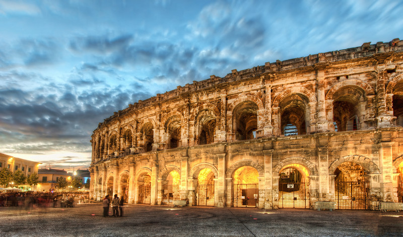 """<h2>Sting in Concert in Nimes</h2> <br/>So I'm going to see Sting in concert this week right here in this old Roman ruin.  I'm very excited to see what it will be like to see something like this here...  It's hard to imagine what it will be like, but I'll try to grab a few photos while I am there... no promises, though, but I'll see what I can get! :)  I'm not going in any official capacity - just as a fan in the audience.<br/><br/>- Trey Ratcliff<br/><br/><a href=""""http://www.stuckincustoms.com/2011/07/23/sting-in-concert-in-nimes/"""" rel=""""nofollow"""">Click here to read the rest of this post at the Stuck in Customs blog.</a>"""