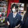 """<h2>Japanese Badass Schoolgirl in Harajuku</h2> <br/>Harajuku is one of the most interesting areas of Tokyo!  It's filled with some of the most interesting-looking people you'll ever see.  They get dressed up in all kinds of get-ups and parade through the streets (which also means they don't mind being in a photograph).  The stores in the area cater to everything from goth to glam-rock to 100 other variations that I can't even describe.<br/><br/>I spied this one gliding through the streets, and I zoomed in for a quick one.<br/><br/>- Trey Ratcliff<br/><br/><a href=""""http://www.stuckincustoms.com/2010/03/06/topaz-adjust-vs-topaz-detail/"""" rel=""""nofollow"""">Click here to read the rest of this post at the Stuck in Customs blog.</a>"""