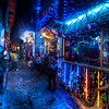 "<h2>Late Night in Old China</h2> <br/>The town of Feng Huang in Hangzhou district is as old-fashioned as can be. But at night, a few of the side streets and secret alleys light up with a vibrant night life. No one was surprised as me!<br/><br/>I went out to get a late night bite, sit by the river, and work on some sketches. I figured the light would be too low for anything of interest. But luckily, I brought my big rig just in case. And then I found this little street that was totally full of life. I could hear noise from a few streets away, so I felt my way over there until I stumbled into this.<br/><br/>- Trey Ratcliff<br/><br/><a href=""http://www.stuckincustoms.com/2011/04/04/late-night-in-old-china/"" rel=""nofollow"">Click here to read the rest of this post at the Stuck in Customs blog.</a>"