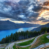 """<h2>Cart Racing in Queenstown</h2> <br/>This may be my son's favorite thing about Queenstown!  In the summer, they open up this area at the top of the mountain where you can luge all day long.  He never gets tired of it – and neither do I!  When we go back, we'll have to see if we can get some kind of a season pass or something.<br/><br/>He gets a little rough, and he's a little bit ruthless.  But I have a good 100 pounds on him, which helps everywhere except for the curves.  He spins around the corners like Yoshi, and I'm a little more like Bowser…<br/><br/>- Trey Ratcliff<br/><br/><a href=""""http://www.stuckincustoms.com/2012/05/08/cart-racing-in-queenstown/"""" rel=""""nofollow"""">Click here to read the rest of this post at the Stuck in Customs blog.</a>"""
