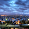 """<h2>La Ville de Paris Gets Ready for Night</h2> <br/>I was on the hill in the Montmartre part of Paris just after the sun had set.  I pointed the camera over the sprawl of the city just as the lights were coming on for the evening.  I made it my personal mission to walk down into the city that evening, meander around, and visit at least three pastry shops and eat a silly number of desserts.  I tricked myself into thinking that I might be burning a lot of calories by doing so much walking.  It's amazing how easily I was able to justify French desserts.<br/><br/>Trey's Tip:  While taking photos, it's good to have a few side-quests to keep an eye out for.  In my case, it's eating pastries.  This is not the healthiest side-goal, but it's a fun one!  Anyway, my point is that you don't just have to be a """"photography machine"""" -- you can always do a few things at the same time to enrich the overall experience.<br/><br/>- Trey Ratcliff<br/><br/><a href=""""http://www.stuckincustoms.com/2009/08/25/le-ville-de-paris-gets-ready-for-night/"""" rel=""""nofollow"""">Click here to read the rest of this post at the Stuck in Customs blog.</a>"""