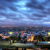 """<h2>La Ville de Paris Gets Ready for Night</h2> <br/>I was on the hill in the Montmartre part of Paris just after the sun had set.  I pointed the camera over the sprawl of the city just as the lights were coming on for the evening.  I made it my personal mission to walk down into the city that evening, meander around, and visit at least three pastry shops and eat a silly number of desserts.  I tricked myself into thinking that I might be burning a lot of calories by doing so much walking.  It's amazing how easily I was able to justify French desserts.<br/><br/>- Trey Ratcliff<br/><br/><a href=""""http://www.stuckincustoms.com/2009/08/25/le-ville-de-paris-gets-ready-for-night/"""" rel=""""nofollow"""">Click here to read the rest of this post at the Stuck in Customs blog.</a>"""