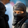 """<h2>This is Secret</h2> <br/>I found her walking with her hooded ilk around the back streets of Mumbai.  Usually when I see a cadre of the enshrouded, they are accompanied by Muslim man that is glaring at almost everyone.  This time there seemed to be no alpha around, so I asked her for her name.  She looked at me and smiled (I think) and then looked furtively around to see if anyone was watching.  I got the distinct impression that since I was a white oddity that actually spoke to her that she wanted to talk, but then thought better of it and made a slight bow before gliding away.<br/><br/>- Trey Ratcliff<br/><br/><a href=""""http://www.stuckincustoms.com/2007/11/18/this-is-secret/"""" rel=""""nofollow"""">Click here to read the rest of this post at the Stuck in Customs blog.</a>"""