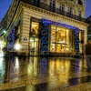 "<h2>Cartier on the Champs-Élysées at Christmas</h2> <br/>I was working on this photo this evening with a friend to show him some of the techniques that have evolved since HDR started getting popular. I find my methodology changes and evolves about every two months or so. I look back at my old stuff in horror!<br/><br/>Ah yes… the wet streets of Paris here… Seems like an idyllic place for this little store called Cartier, eh?<br/><br/>- Trey Ratcliff<br/><br/><a href=""http://www.stuckincustoms.com/2008/07/20/cartier-on-the-champs-elysees-at-christmas/"" rel=""nofollow"">Click here to read the rest of this post at the Stuck in Customs blog.</a>"