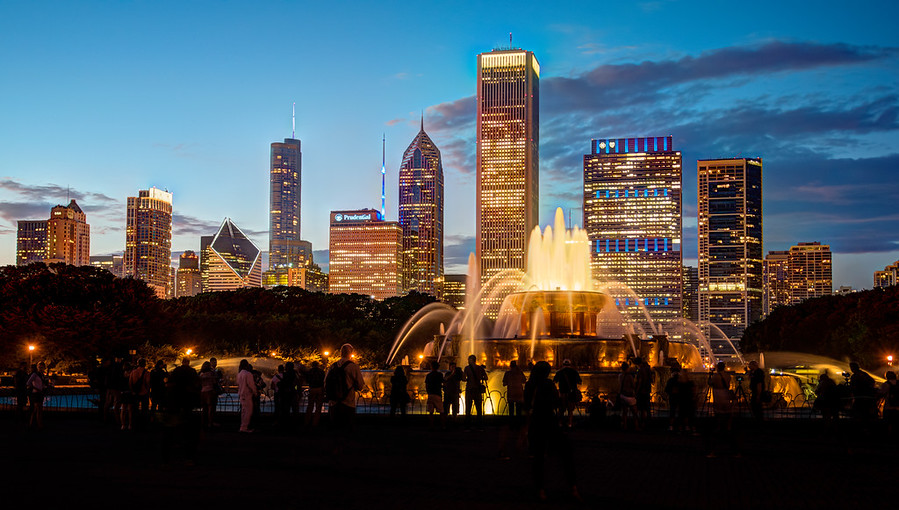 Beautiful pictures of illinois by trey ratcliff travel photography ending the chicago photo walk fandeluxe Gallery