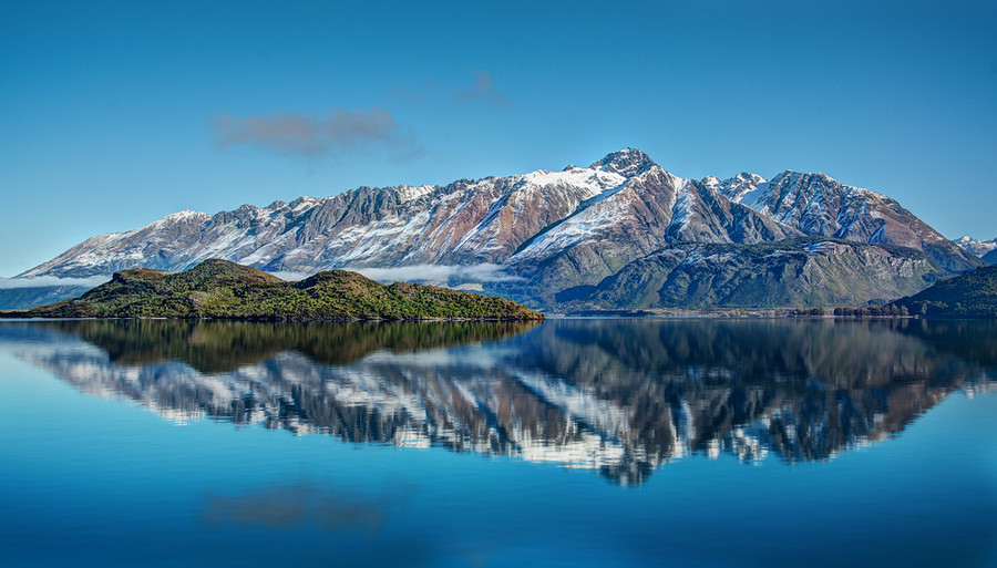 A Day of PhotographyAnd speaking of the subject matter at large – I decided to spend one day out of my birthday weekend out on a little photo adventure. I jumped in the car and drive towards Pyramid Lake just past Glenorchy.I was probably out for 10 hours, and I came back with 3 photos I really liked. That seems like a lot of time for just 3 photos… and, on the other side, I'm glad I came back with 3 photos! :)All in all, I took about 70 photos (many were brackets of 9 because I was out in the snowy conditions at one point. There is one more set still unprocessed… I have my fingers crossed that it will come out okay!- Trey RatcliffClick here to read the entire post at the Stuck in Customs blog.