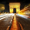 "<h2>Arc de Triomphe</h2> <br/>This is a dangerous spot!  But so pretty...<br/><br/>It was a cool night in Paris.  It was a bit damp too, as if it might rain at any moment.  So that kept me moving from spot to spot pretty quickly.  I was secretly hoping for a bit of rain... Europe at night in a light rain is always kind of charming.  I'm pretty sure that locals don't find it charming... just annoying.<br/><br/>- Trey Ratcliff<br/><br/><a href=""http://www.stuckincustoms.com/2010/12/12/arc-de-triomphe/"" rel=""nofollow"">Click here to read the rest of this post at the Stuck in Customs blog.</a>"